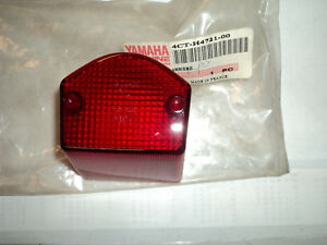 Rear-Light-Glass-Yamaha-DT-50-R-Year-95-4ct-h4721-00