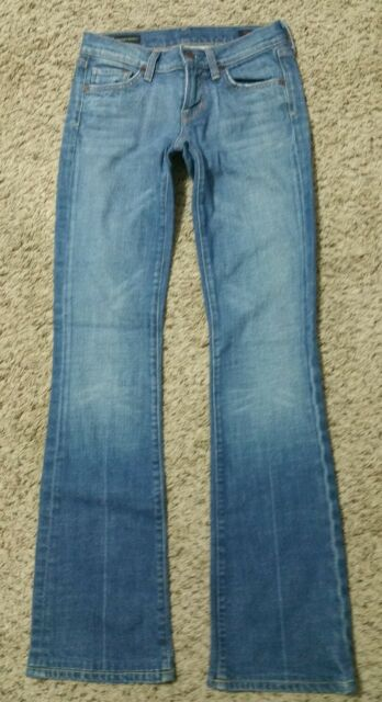 Citizens of Humanity Kelly #001 Low Waist Bootcut sz 24 (26
