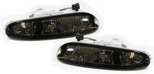 Ahumado Indicadores Para Mazda MX5 na Modelo Bombillas /& Soportes Lindo Regalo Artículo