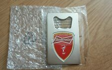 Budweiser 2014 Fifa World Cup Bottle Opener - New & Unopened