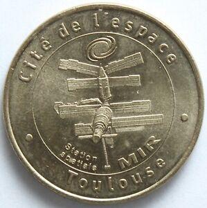 JETON-MDP-CITE-DE-L-039-ESPACE-TOULOUSE-1999