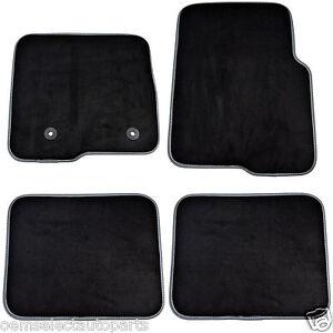 oem new 2012 ford f150 limited premium black carpet floor mats bl3z1613300ca ebay. Black Bedroom Furniture Sets. Home Design Ideas
