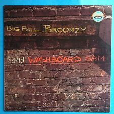 Big Bill Broonzy And Washboard Sam-1986 Chess PROMO-RE--M-/M-  UNPLAYED-BLUES