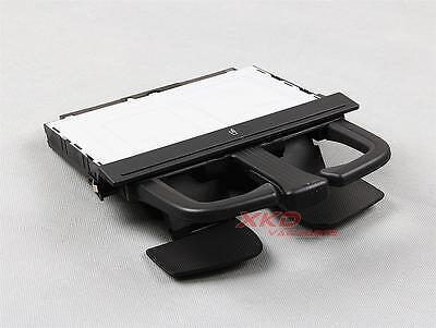 Black Front Dash Folding Stretch Cup Holder For VW Jetta Bora Golf 4 MK4 MKIV