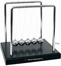 Newton's Cradle Steel Balance Ball Physics Science Pendulum Gift Decor Metal.
