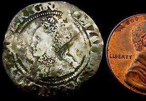V735: 1560-61 Elizabeth 1st Hammered Silver GROAT, im Martlet, Spink 2256