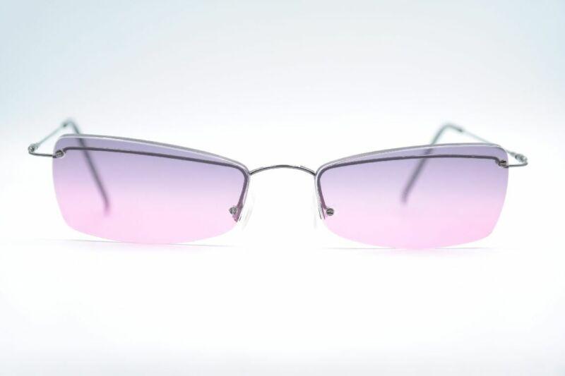 Imago 06 Schwarz Halbrand Sonnenbrille Sunglasses Brille Neu Herausragende Eigenschaften