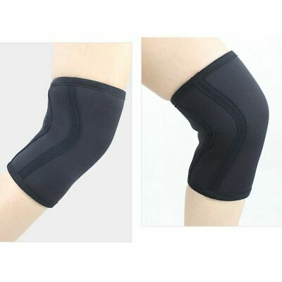Knee Protect Bandage Support Wrap 1PC Powerlifting Sports Fitness Gym Safety