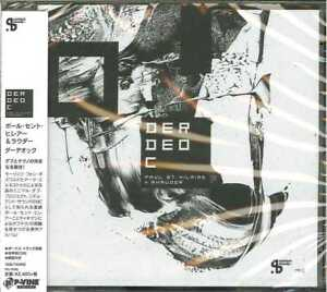 PAUL-ST-HILAIRE-amp-RHAUDER-DERDEOC-JAPAN-CD-F30