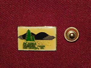 VINTAGE-PIN-PINBACK-ACADIA-NATIONAL-PARK-BAR-HARBOR-ME