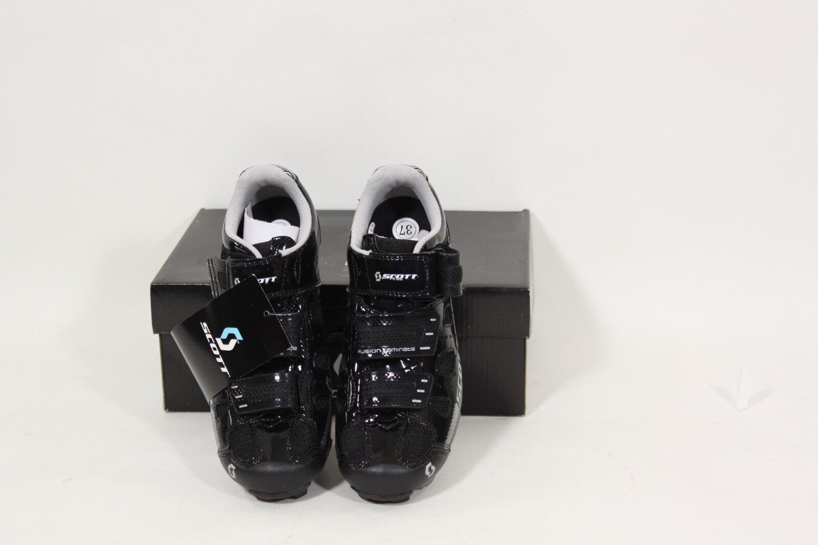 Scott Berg Comp Damen Fahrrad Schuhe Schwarz Eu 38 oder Us 6.5  | Sofortige Lieferung
