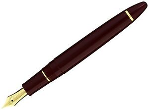 SAILOR 11-1219-432 Fountain Pen 1911 Standard Maroon Medium with Converter