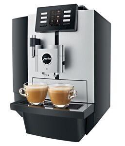 JURA X8 Platin Kaffeevollauto