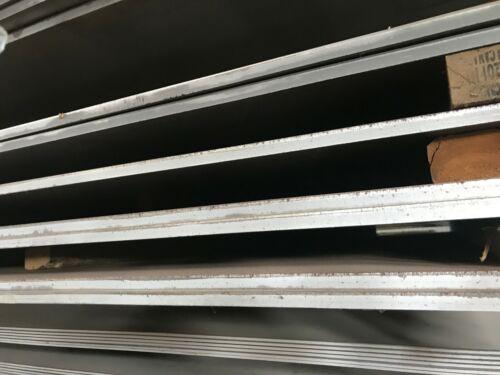 """5//8/"""" .625/"""" Hot Rolled Steel Sheet Plate 5/""""X 10/"""" Flat Bar A36"""