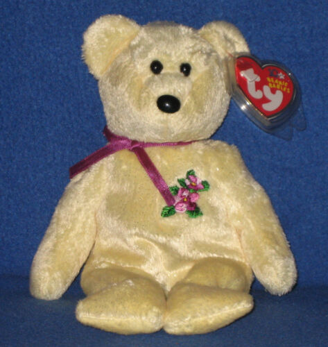 MINT with MINT TAG TY MOTHER the BEAR BEANIE BABY