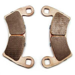 4-Piece-RZR-Brake-Pads-Lifetime-Warranty-Replacing-Part-2203747-SXS-OEM-UTV