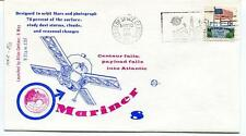 1971 Mariner 8 Atlas Centaur Centaur Fails Atlantic Kennedy Space Center USA SAT