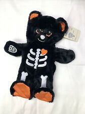 Build A Bear Workshop Skeleteddy Plush Bear ~ UNSTUFFED BRAND NEW