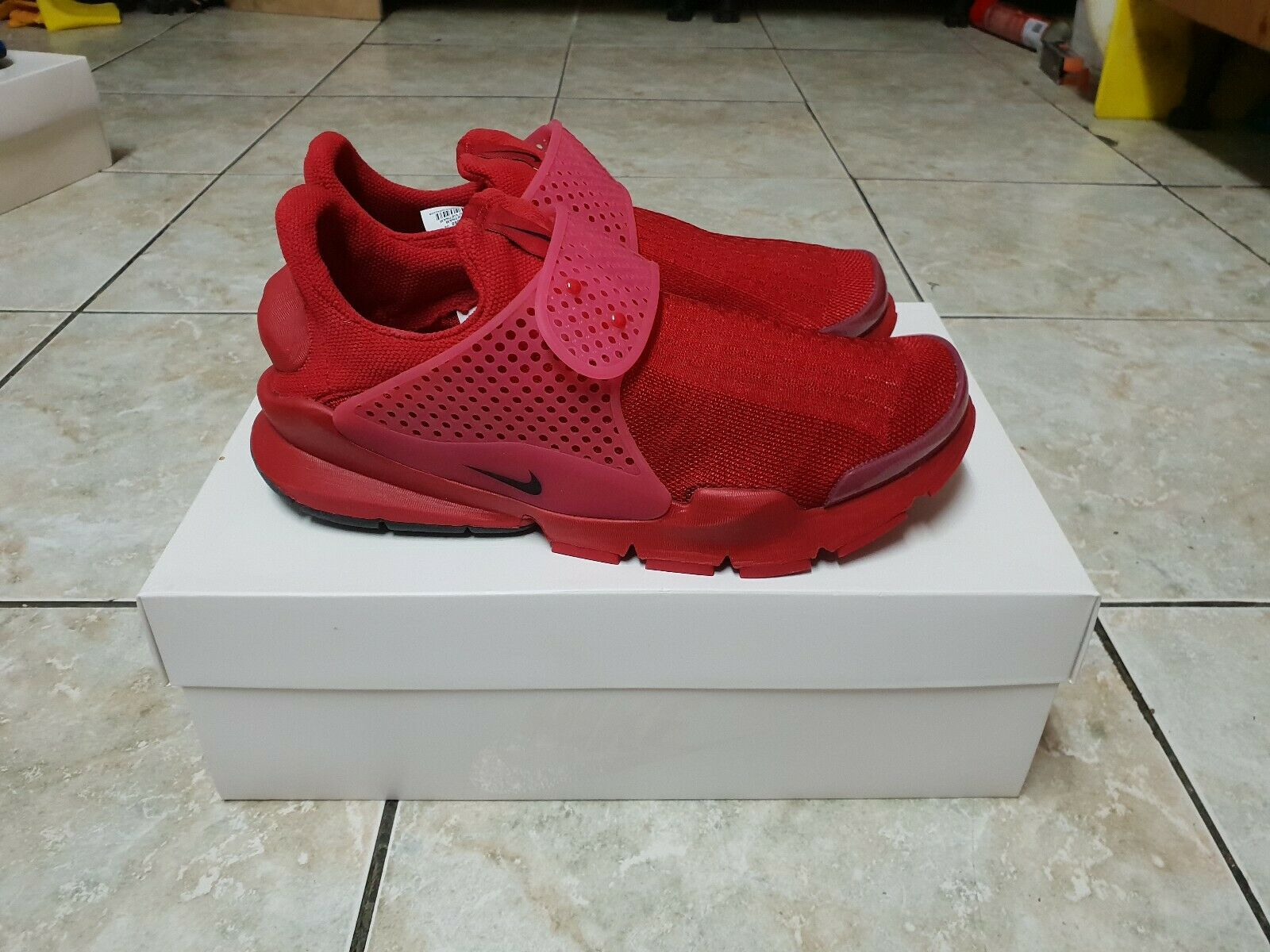 NIKE SOCK DARTS QS INDEPENDENCE DAY RED  Nikelab