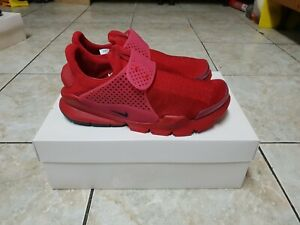 best loved b4705 12081 Details about NIKE SOCK DARTS QS INDEPENDENCE DAY RED Nikelab