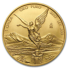 2017 Mexico 1 oz Gold Libertad BU - SKU#103080