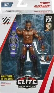 WWE-Mattel-Cedric-Alexander-Elite-Series-67-Figure