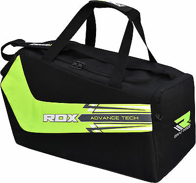 RDX Gym Sports Kit Bag MMA Holdall Gear Backpack Duffle UFC Fitness Outdoor CA
