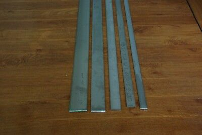Stainless Steel 316 Flat Bar 20,25,30,40,50 mm wide Various Lengths 5 mm thick