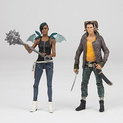 Saga Figure Alana and Marko Action Figure 2-Pack Skybound Exclusive Image Comics