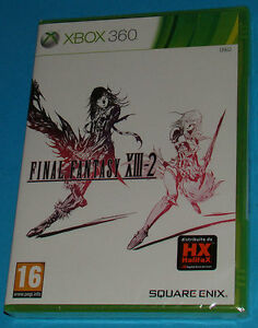 Final-Fantasy-XIII-2-Microsoft-XBOX-360-PAL-New-Nuovo-Sealed