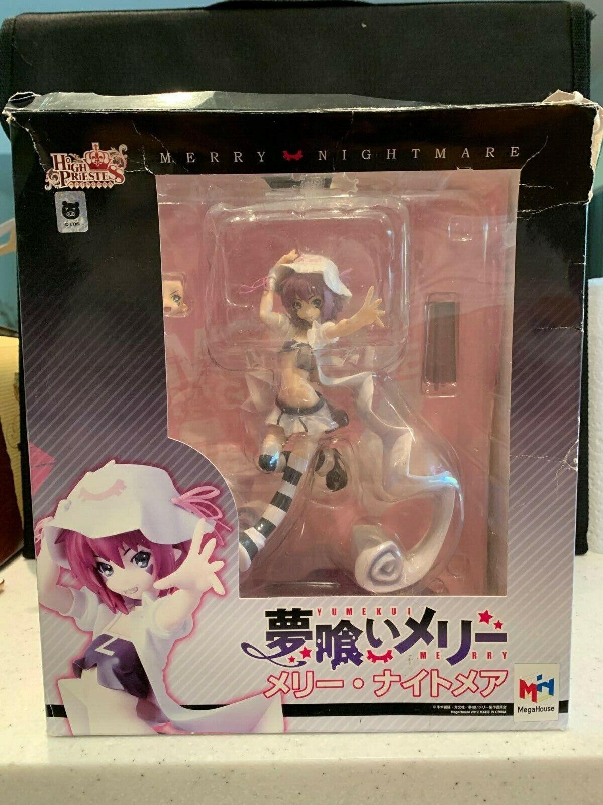 MegaHouse Yumekui Merry MERRY NIGHTMARE High Priestess 1 8 Statue Figure Anime