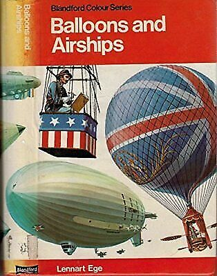 by Ege The Pocket Encyl.. Balloons and Airships Lennart B0006W0V9W 1783-1973