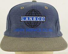 Lansco Landry Service Co Baseball Cap Hat Adjustable Snapback Strap