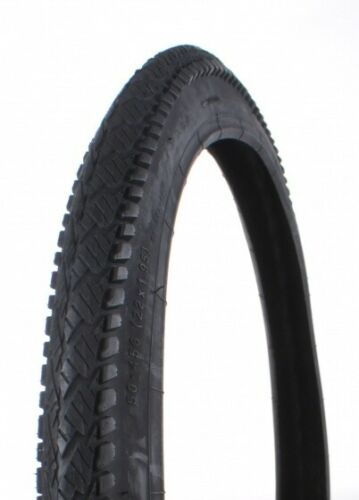 schwarz 50-456 DeliTire Fahrrad Außenreifen SA-282-22 x 1,95 Zoll