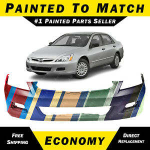 2006 honda accord coupe front bumper