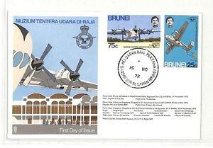 Prix Bas Avec Bk136 1972 Ide Brunei Vol Commémoratif Cover {samwells} Pts-afficher Le Titre D'origine