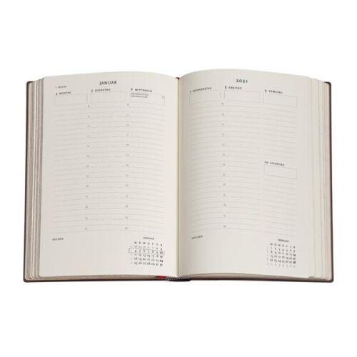 alle Layouts und alle Designs 12 Monate PAPERBLANKS Kalender 2021 alle Größen