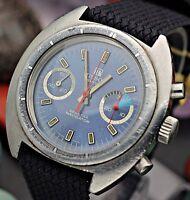 C. 1974 TISSOT Seastar Navigator Chronograph Cal. 2060 Valjoux 7733 Dive Watch