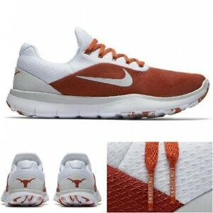 Details about Nike Free Trainer v7 NCAA TEXAS LONGHORNS Men's Cross Training Shoes Size 14