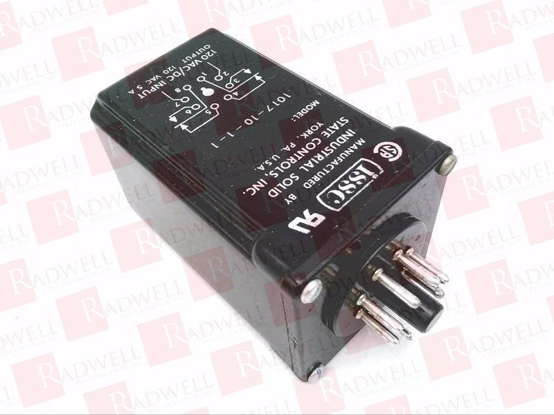KANSON ELECTRONICS INC 1017-10-1-1   10171011 (USED TESTED CLEANED)