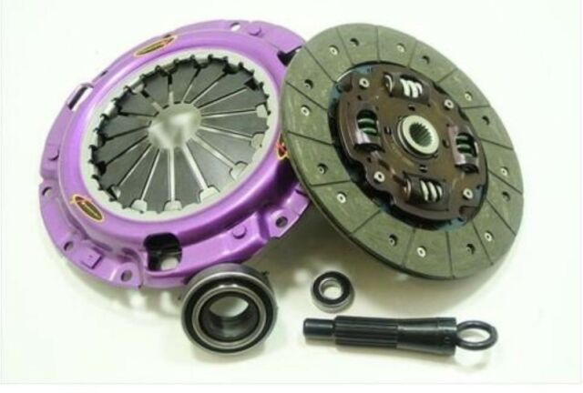 Xtreme Heavy Duty Organic Clutch Kit Fits Mitsubishi Lancer Evo 1-3 4G63