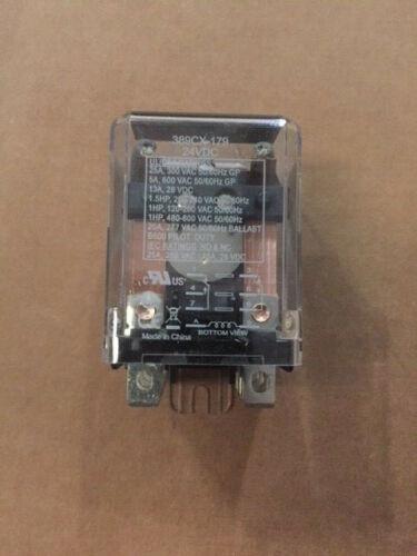 Schneider NEW Magnecraft 389CX-179 Power Relay 24VDC