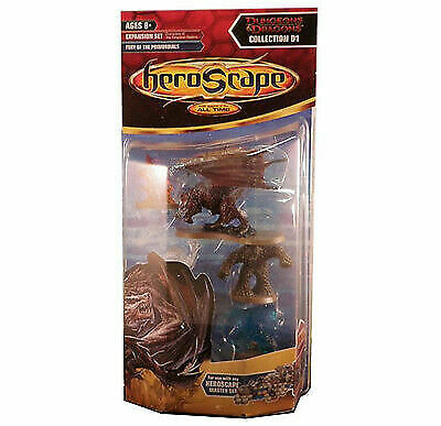 Heroscape D1 Glaun Bog Raiders//Fury Primordials//Ghostlight Fen//Heroes of Faerun