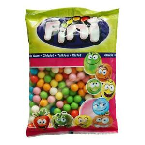 100 Fini Kaugummi Süßigkeit Mix gekapselt Kaugummiautomat Warenautomat Füllware