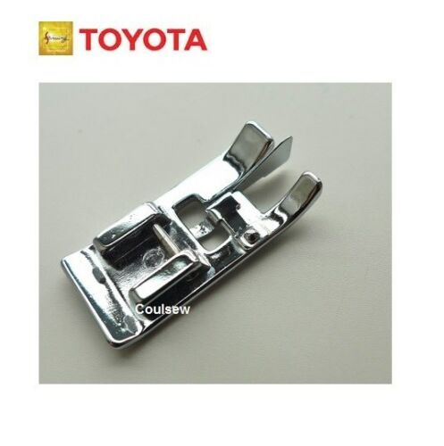 Clip on Compatible with Toyota Sewing machine OVERLOCK Overcast Overlock Foot