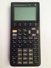"""Texas Instruments 85 (TI-85) Graphing Calculator """"tested"""""""