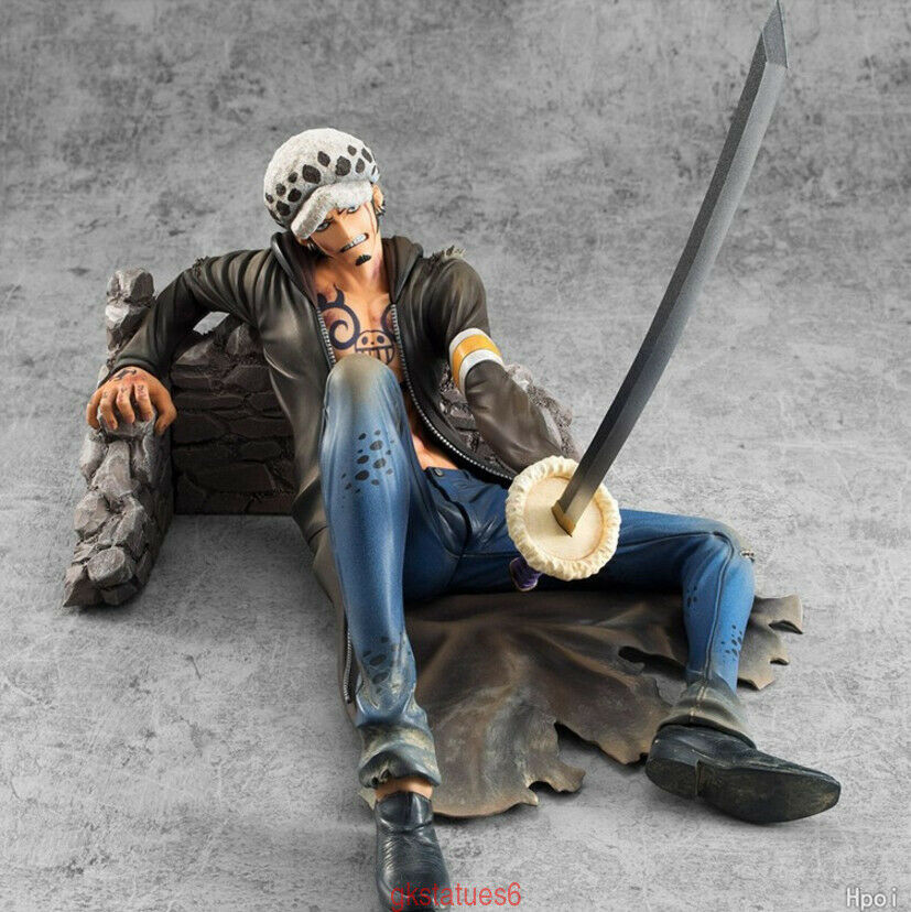 2019 One piece Battle Trafalgar Law Box Collector Garage Kit Gift HotSell