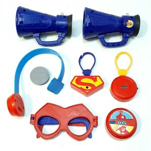 McDonald-039-s-Justice-League-Action-Toys-McDonald-039-s-Happy-Meal-Toys-Bundle