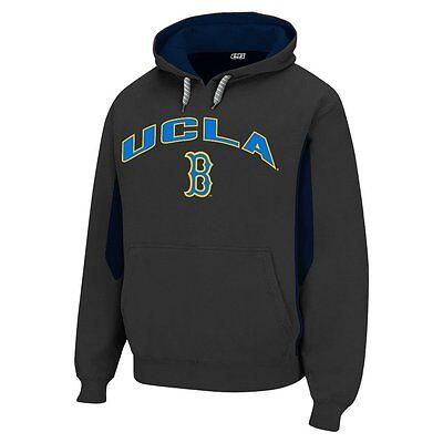 Men's M MD Performance UCLA Bruins Hoodie Pullover HOODED SWEATSHIRT HOODY NEW