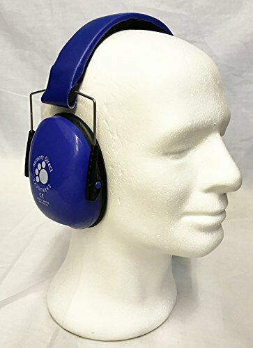 Red Ear Defenders for Autism and Sensory Processing